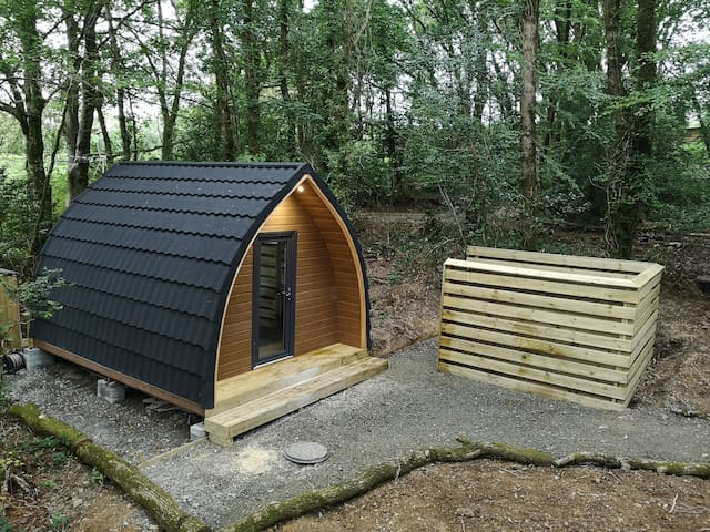 The Pod-WoodlandLodges-Pembroke, Carmarthen, Tenby
