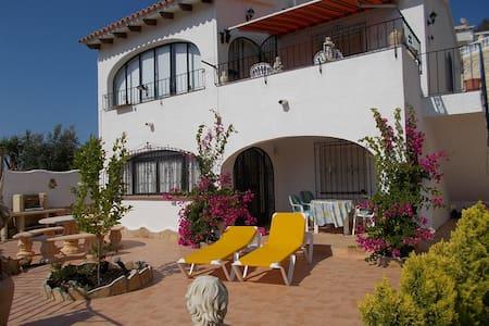 Villa Ferrari, panorama en relax - Benitachell - Huis