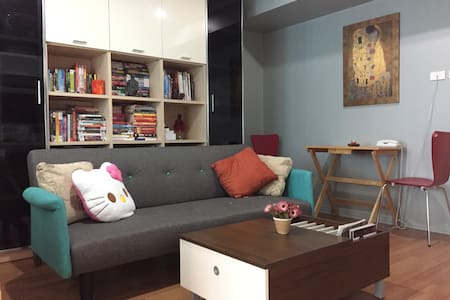 Modern 1 BR Apr near Khaosan road - Bang Sue - Apartment