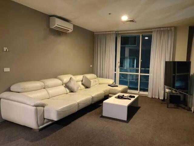 Luxury Penthouse-style apartment