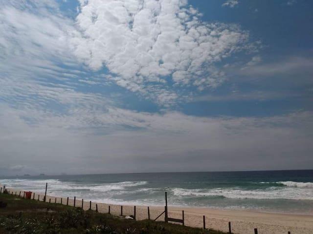 Quarto de solteiro, Praia Reserva  Barra da Tijuca