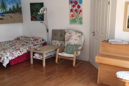 Gemeinsamgenutzte Maisonettewohnung - Grünenbach - 公寓