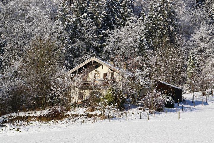 Berghaus Almfeeling (AlpHutFeeling) Privat ruhig