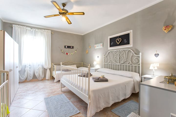Poppa country house rental in Sardinia ranch