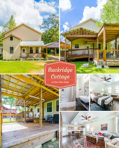 Buckridge Cottage - Montgomery - Casa