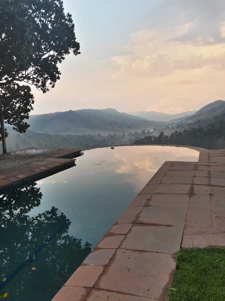 Mbabane Home with Stunning View