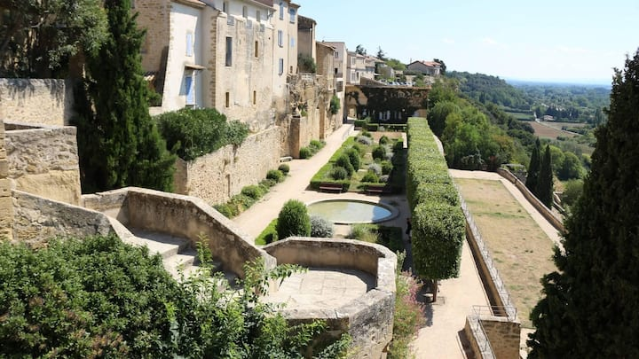 Les terrasses du Château