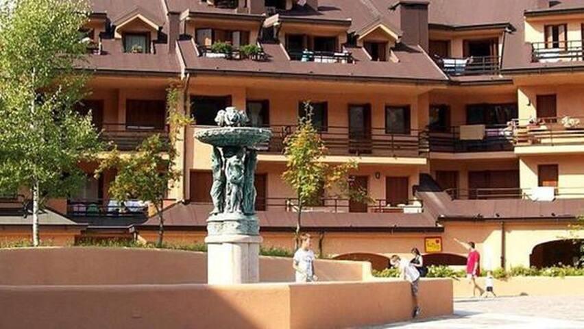 Grazioso appartamento nel cuore di Montecampione