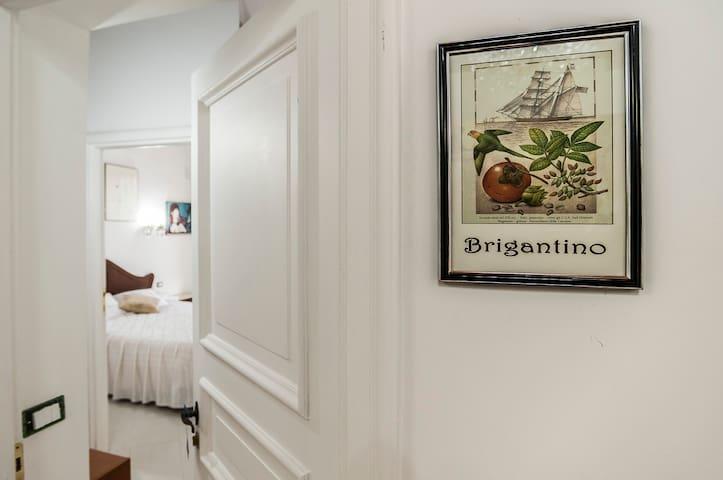 IL Veliero B&B - Suite Brigantino - Gaeta - Bed & Breakfast