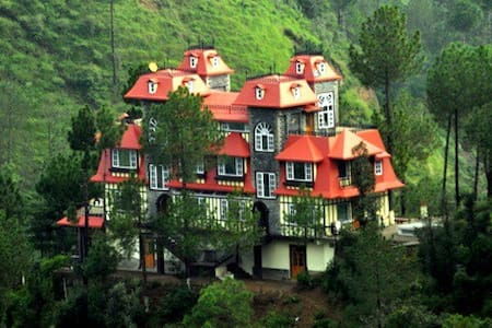 Artist's Statement- The Jewel in Jungle. - Shimla