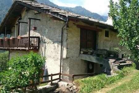 Bertines Soleggiata Baita Montagna - Bertines