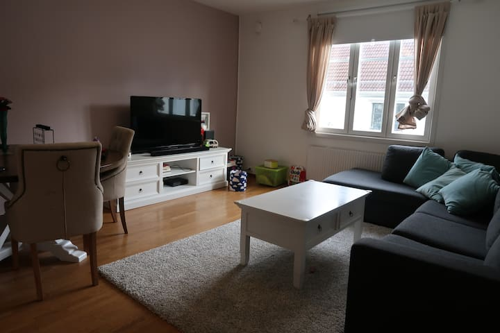 Nice apartment 2 bedrooms.