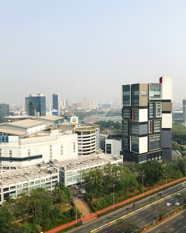 Central base to explore North Jakarta