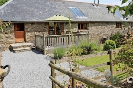 STUNNING BARN CONVERSION IN THE SOUTH HAMS - Cornworthy - Haus