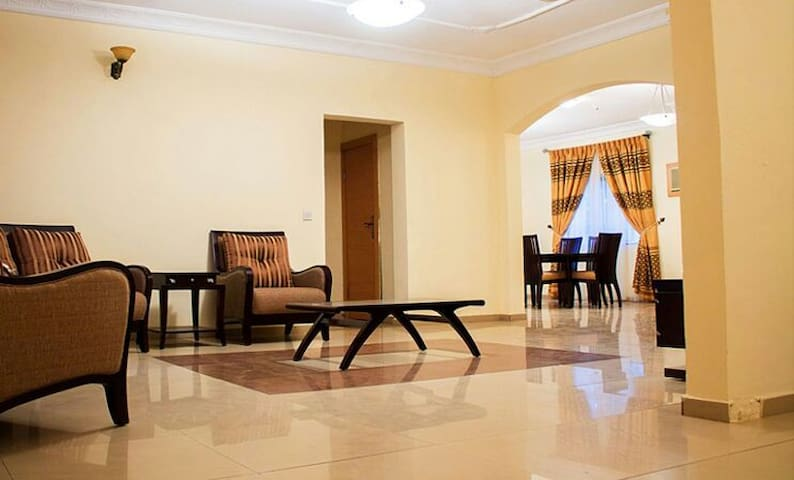 Hampton Apartments Abuja Nigeria