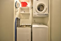 Washing machine & dryer free to use