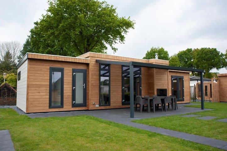 Veluwe Villa met sauna