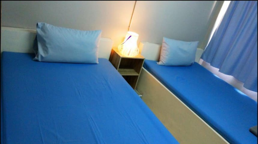 Comfort Double Room - 曼谷 - House