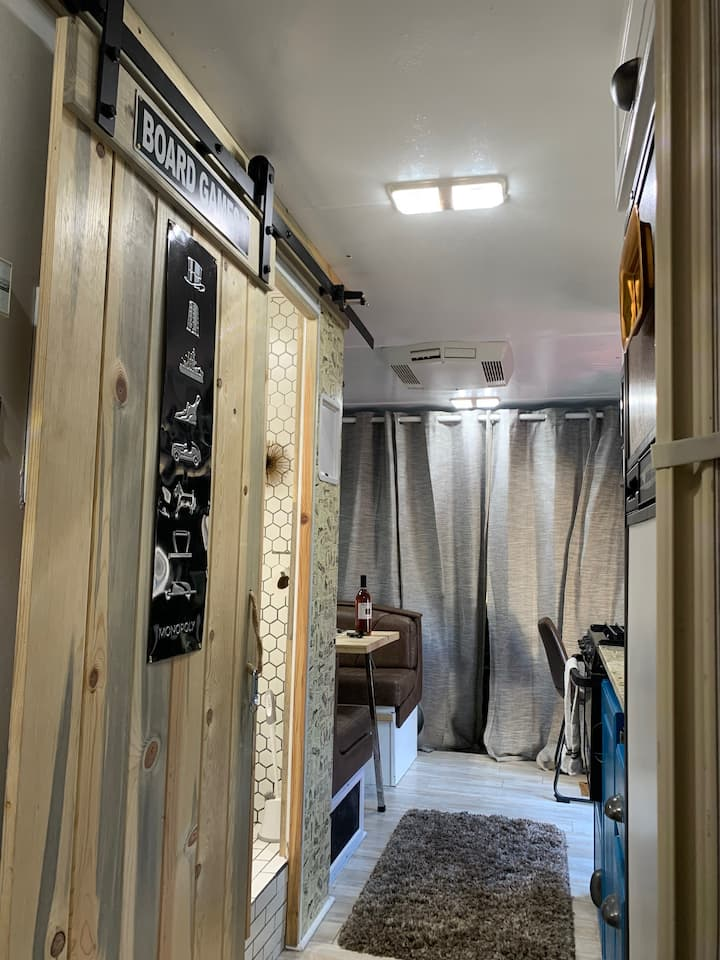 🚦75% OFF-Experience Coziness in our Monopoly RV🔥