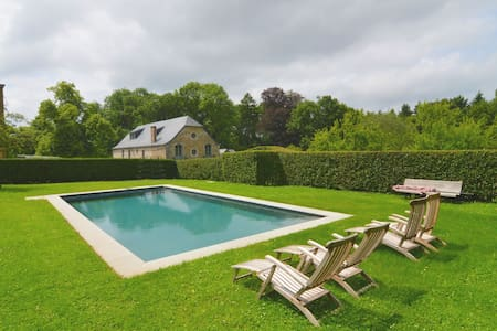 Boutique Holiday Home in Gesves with Swimming Pool