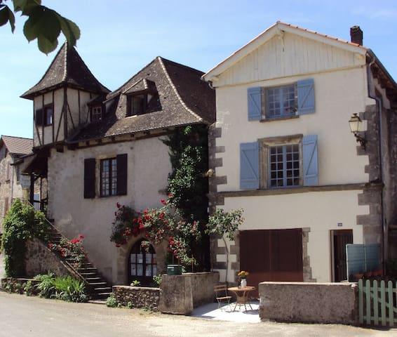 Fleurie, Riverside House - Beaulieu-sur-Dordogne - Apartamento