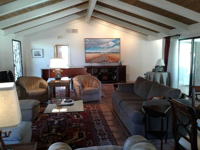 Borrego Springs home on De  Anza golf course
