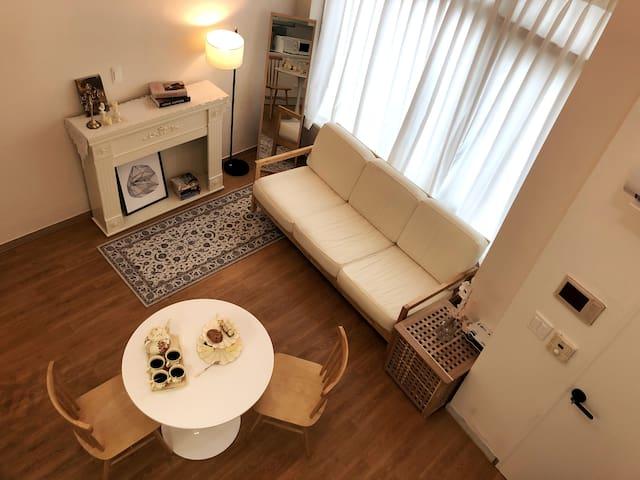 [Dongdaemun Private Cozy Loft Studio#3]