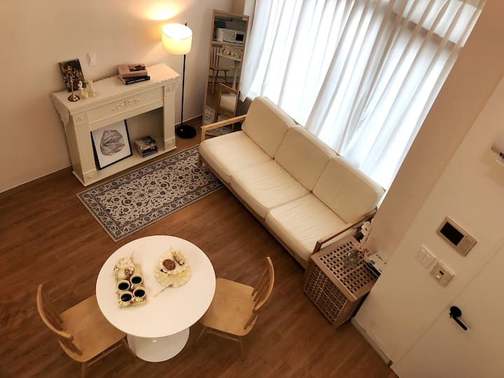 [Dongdaemun Private Cozy Loft Studio#3]