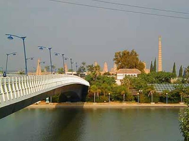Sol y Confort Casco Antiguo Sevilla. VFT/SE/01544 - Sevilla - Byt