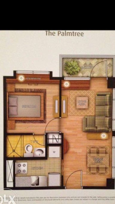 Room lay out