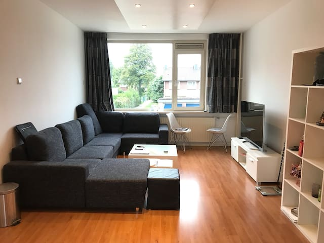 Cozy, comfortable apartment near Eindhoven station