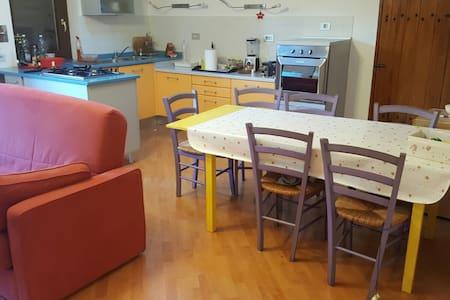 Appartamento in piccolo paese di montagna - Puys - Apartment
