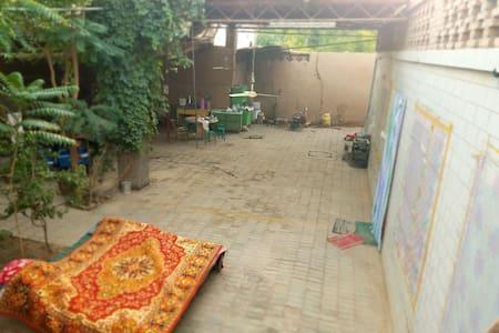 阿娜尔汗公寓