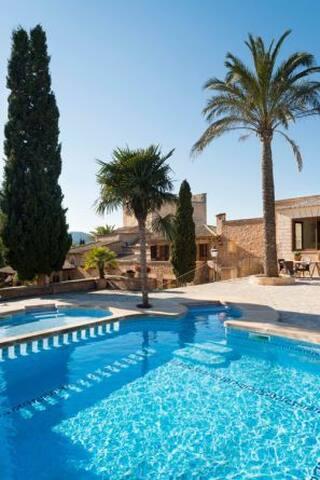 Placer para los sentidos en Calas de Mallorca - Manacor - Apartment