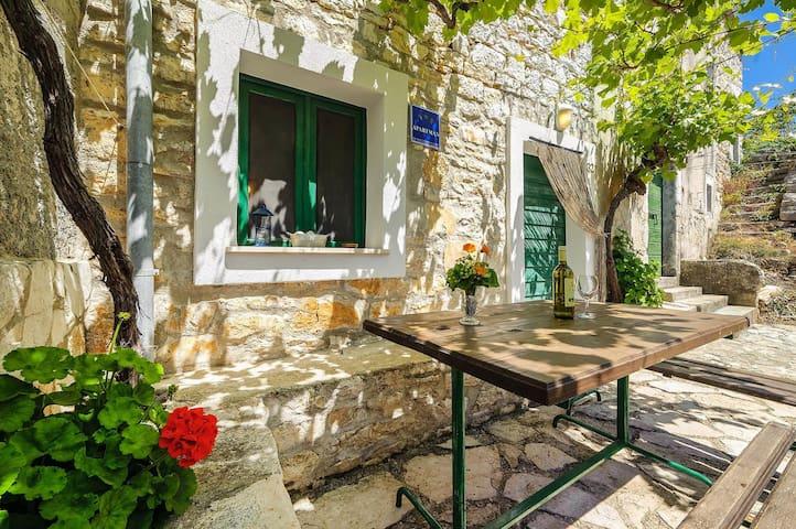 Holiday house, Villa Duje Zirje (Island Zirje), Riviera Sibenik - Žirje