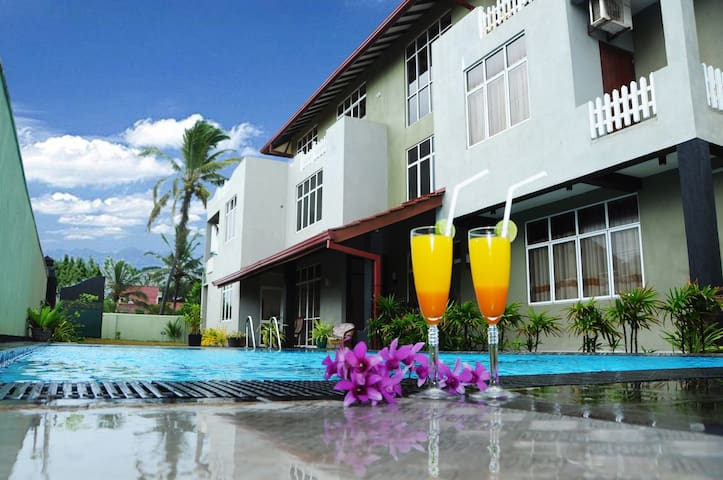 Relaxation with great srilankan Hospitality