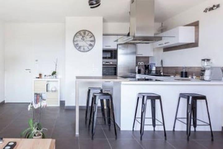 Charmant appartement à Montpellier