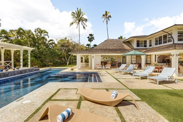 Kahala Beachside Estate