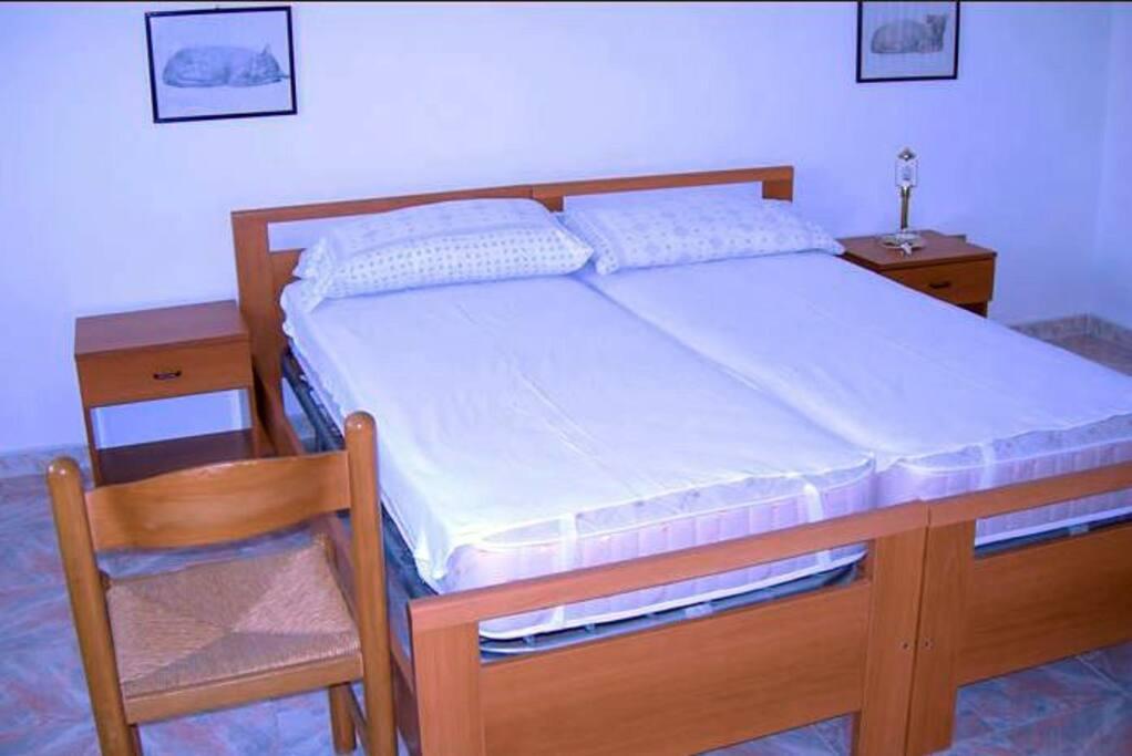 Esempio stanza da letto