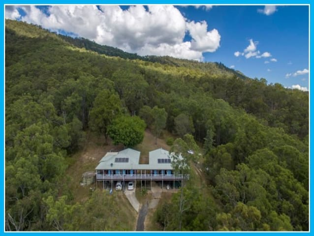 Pearl of Contentment Retreat- whole guest house - Canungra - Guesthouse