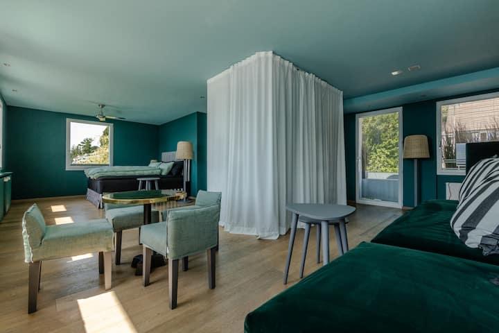 Lake View Loft - Herrliberg Zuhause mit Aussicht