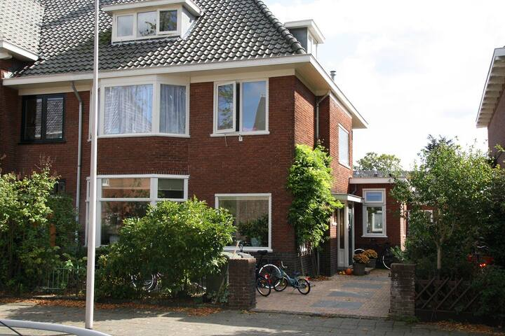 Family house near Amsterdam & Beach - Heemstede - House