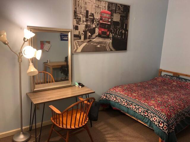 Cozy and well located room in Central Square
