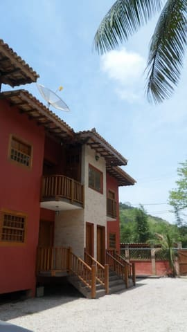 Ubatuba Condominio Figueira Itamambuca Guest House