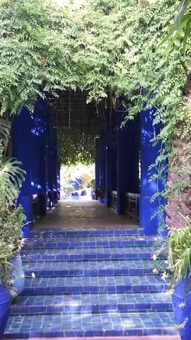 Accueil chaleureux dans la Kasbah - Marrakesh