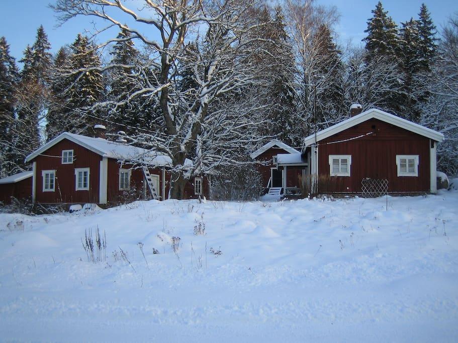pieni m kki rauhallisella paikalla h user zur miete in loviisa finnland. Black Bedroom Furniture Sets. Home Design Ideas