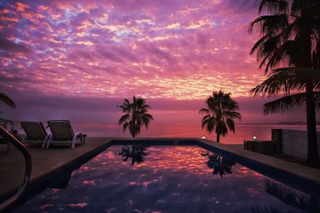 """Beachfront loft """"Robalo"""" (Garden View)"""