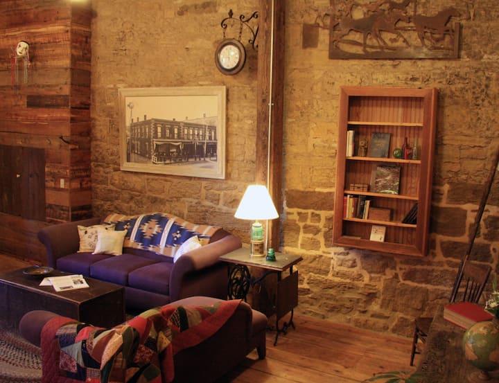 Tuckpoint Garden Suite