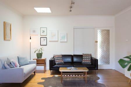 Trendy, private apartment, in perfect CBD location