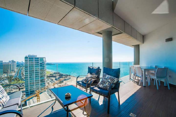 Royal loft with full sea view